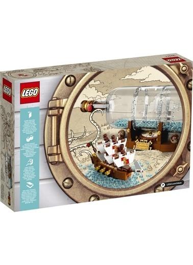 Lego Legoıdeas Şişede Gemi Yaşım Oyuncagı 92177 Renkli